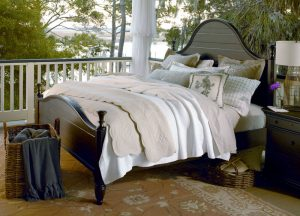 Down Home Bedroom in Molasses Finish by Paula Deen Home