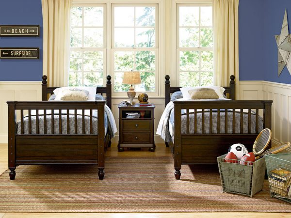 Smartstuff by Universal Paula Deen Guys Bunk Beds by Paula Deen Kids-6747