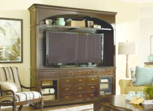 Universal Furniture Paula Deen Home River House Entertainment Wall System-0