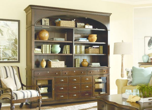 Universal Furniture Paula Deen Home River House Entertainment Wall System-7699