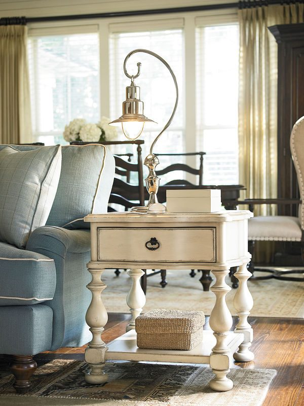 Universal Furniture Paula Deen Home River House Accent Table Collection-7831