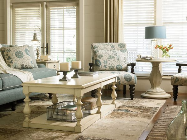 Universal Furniture Paula Deen Home River House Accent Table Collection-7829
