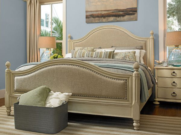 Universal Furniture Paula Deen Home River House Bedroom with Low Post Bed-0