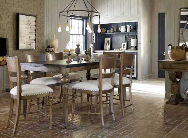 Universal Furniture New Bohemian Dining Room Collection-7463