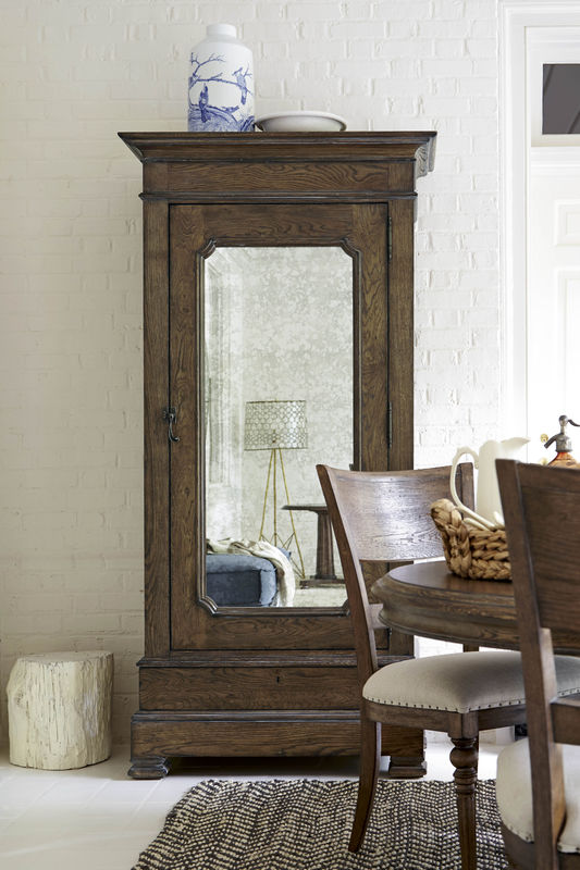 Universal Furniture New Bohemian Dining Room Collection-7461