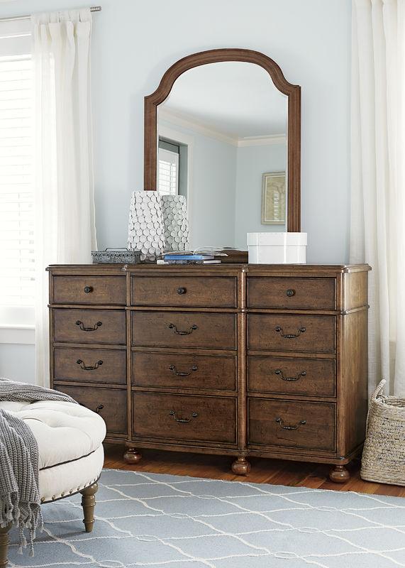 Universal Furniture Paula Deen Home Dogwood Bedroom Collection-7249