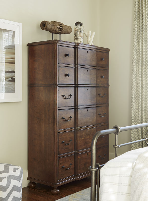 Universal Furniture Paula Deen Home Dogwood Bedroom Collection-7250