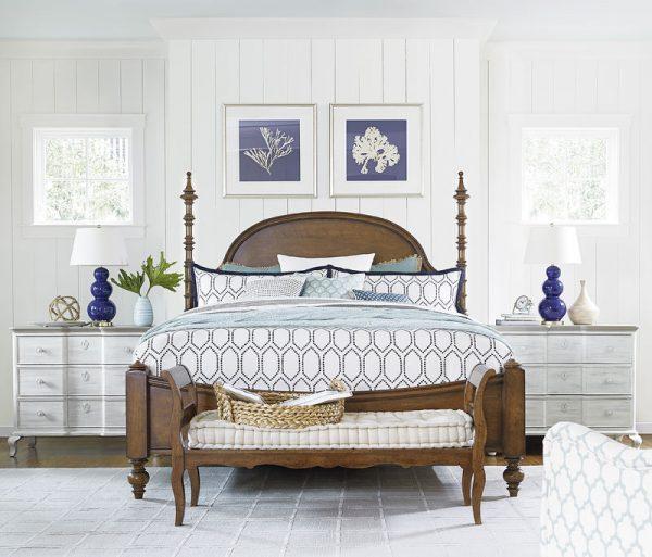 Universal Furniture Paula Deen Home Dogwood Bedroom Collection-7251