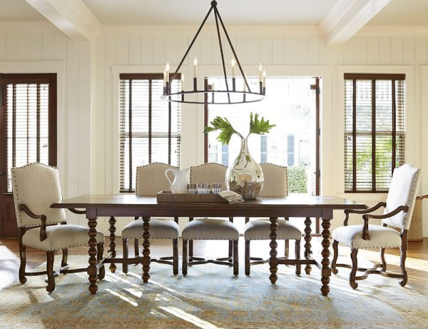 Universal Furniture Paula Deen Home Dogwood Dining Room Collection-7482