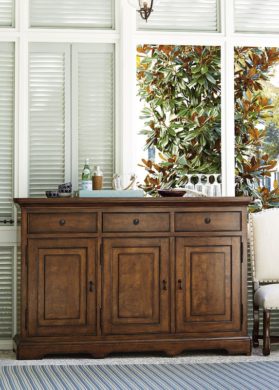 Universal Furniture Paula Deen Home Dogwood Dining Room Collection-7481