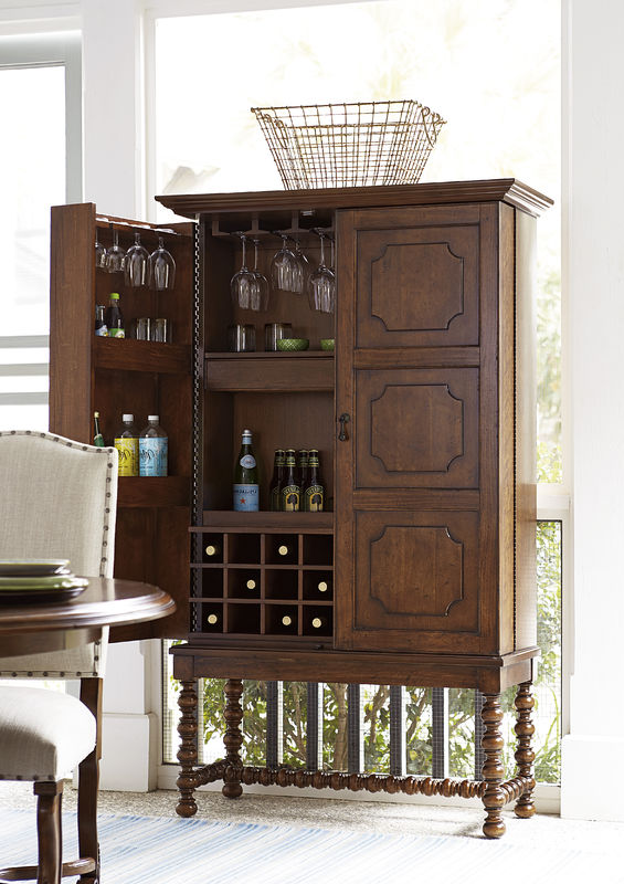 Universal Furniture Paula Deen Home Dogwood Dining Room Collection-7485