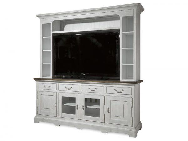 Universal Furniture Paula Deen Home Dogwood Entertainment Wall System-7758