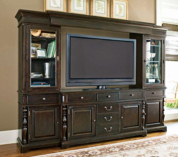 Universal Furniture Paula Deen Home Entertainment Wall System-7689