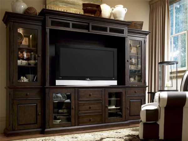 Universal Furniture Down Home Entertainment Wall System by Paula Deen Home-0