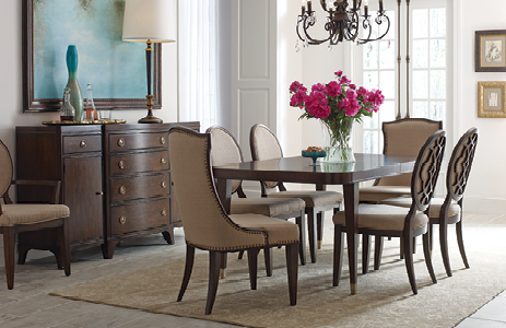 American Drew Grantham Hall Dining Room Collection-6595