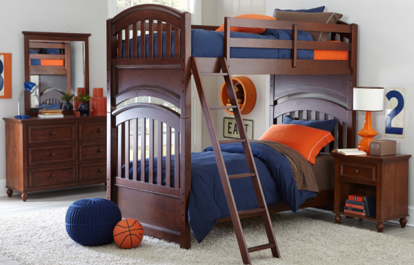 Legacy Furniture Academy Youth Bedroom Collection-6313