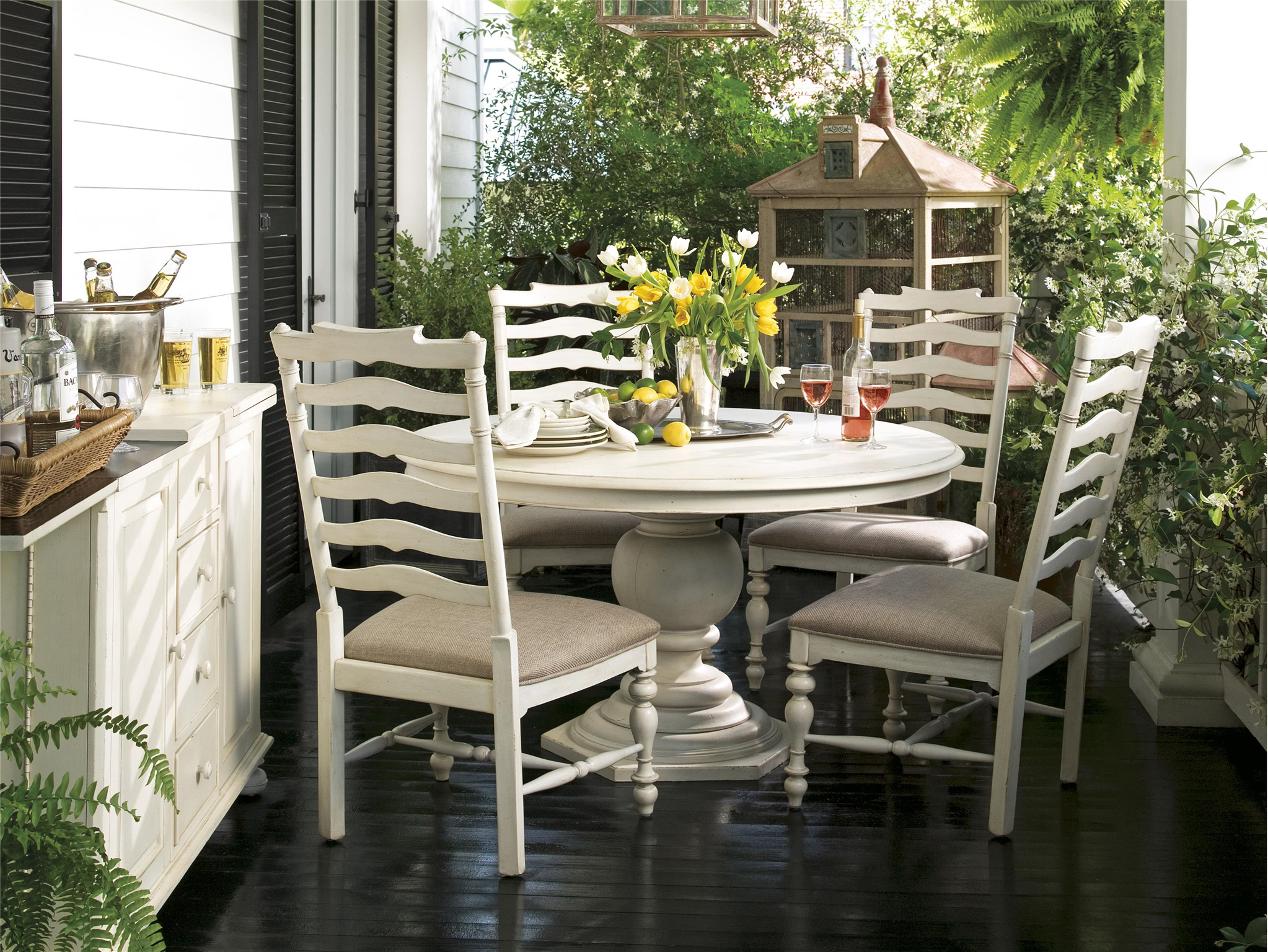 Universal Furniture Paula Deen Home Dining Room Collection