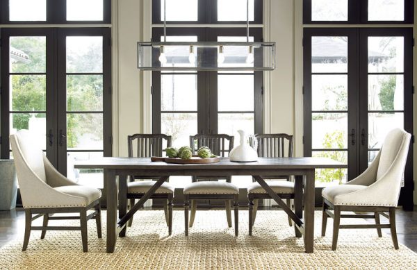 Universal Furniture Great Rooms Berkeley 3 Dining Room Collection-7439