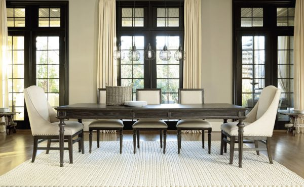 Universal Furniture Great Rooms Berkeley 3 Dining Room Collection-7437