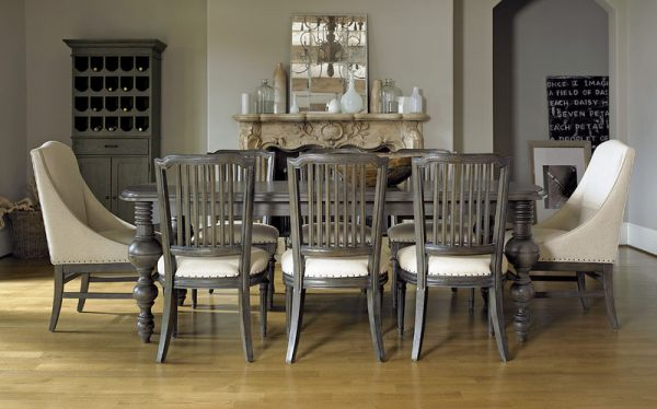 Universal Furniture Great Rooms Berkeley 3 Dining Room Collection-7442