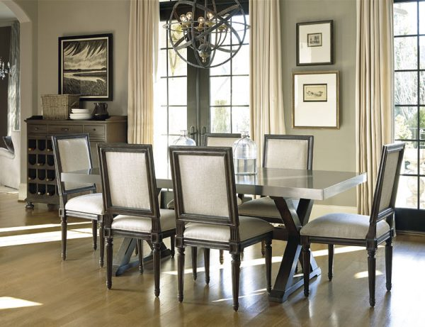 Universal Furniture Great Rooms Berkeley 3 Dining Room Collection-7446
