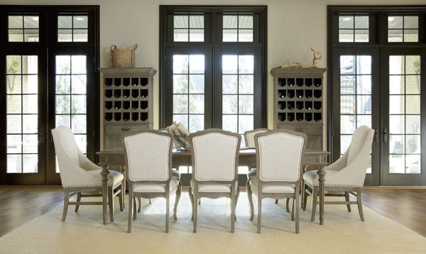 Universal Furniture Great Rooms Berkeley 3 Dining Room Collection-7444