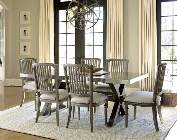 Universal Furniture Great Rooms Berkeley 3 Dining Room Collection-7440