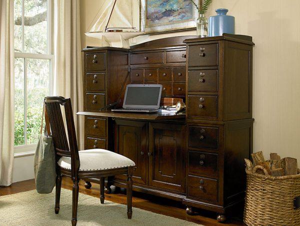 Universal Furniture Paula Deen Home River House Office Furniture-7822