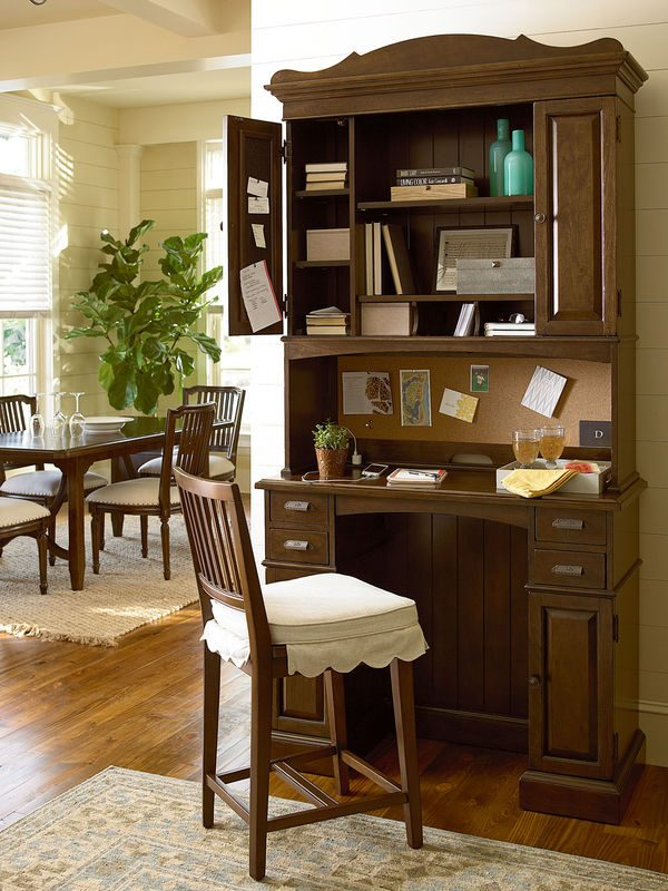 Universal Furniture Paula Deen Home River House Office Furniture-7821
