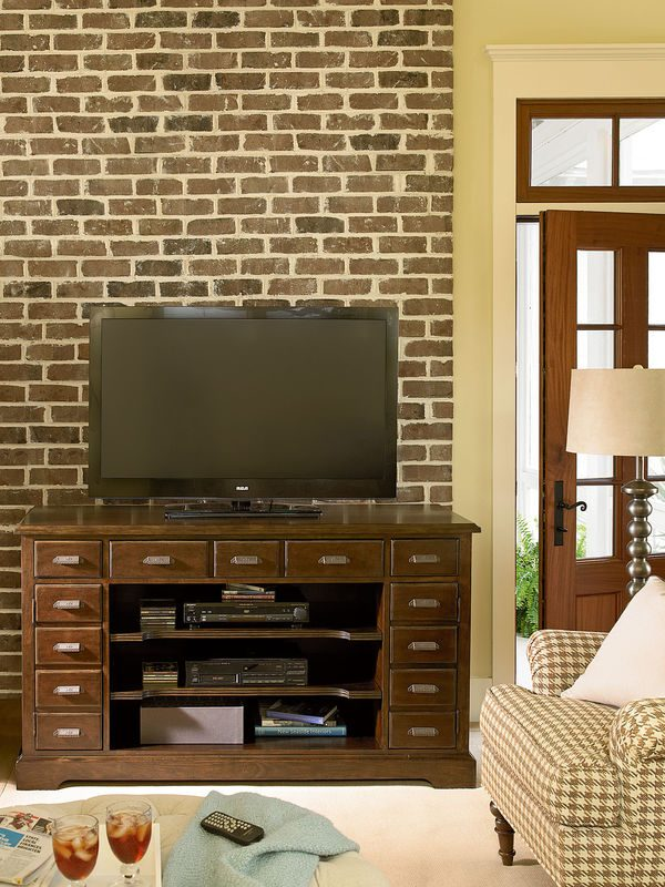 Universal Furniture Paula Deen Home River House Entertainment Consoles-7704