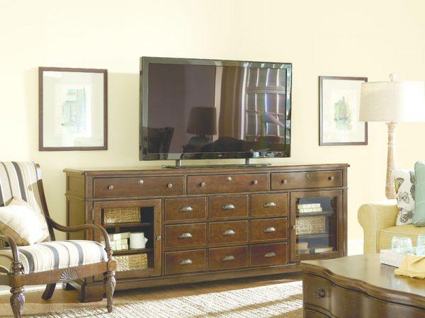 Universal Furniture Paula Deen Home River House Entertainment Consoles-7709