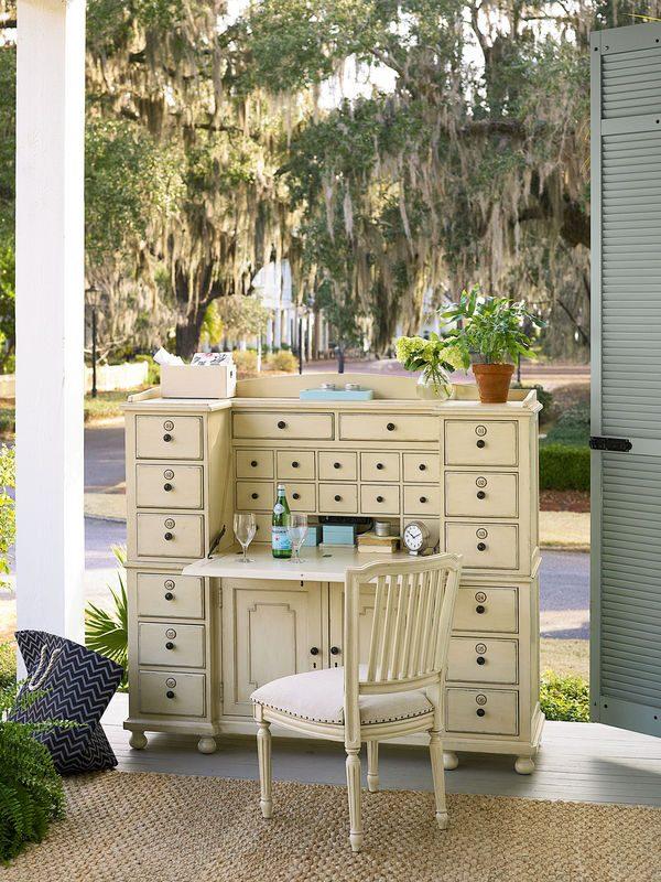 Universal Furniture Paula Deen Home River House Office Furniture-7826