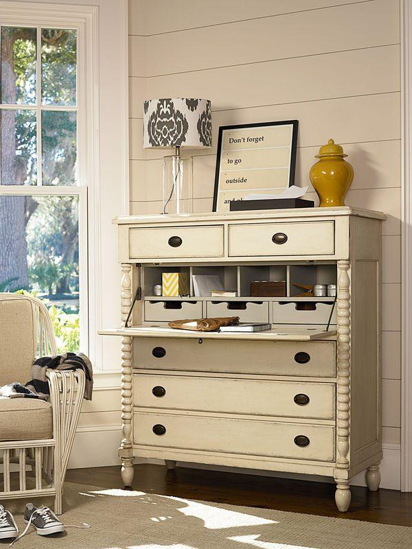 Universal Furniture Paula Deen Home River House Office Furniture-7823