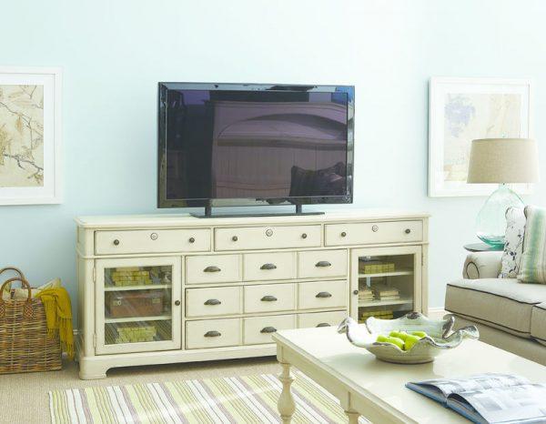 Universal Furniture Paula Deen Home River House Entertainment Consoles-0