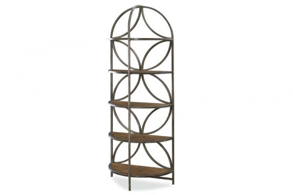 Universal Furniture New Bohemian Artsy Etagere-7805