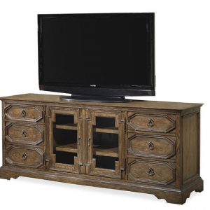 Universal Furniture New Bohemian Entertainment Console-0