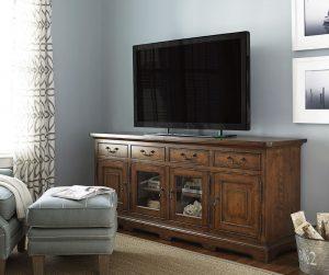 Universal Furniture Paula Deen Home Dogwood Entertainment Console-0