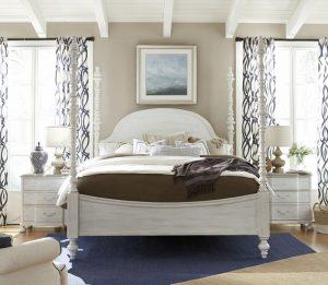 Universal Furniture Paula Deen Home Dogwood Bedroom in Blossom Finish-0