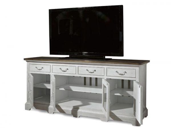 Universal Furniture Paula Deen Home Dogwood Entertainment Console-7764