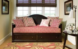 Universal Furniture Paula Deen Home Bedroom with Day Bed in Tobacco Finish-0