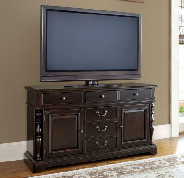 Universal Furniture Paula Deen Home Entertainment Consoles-7695