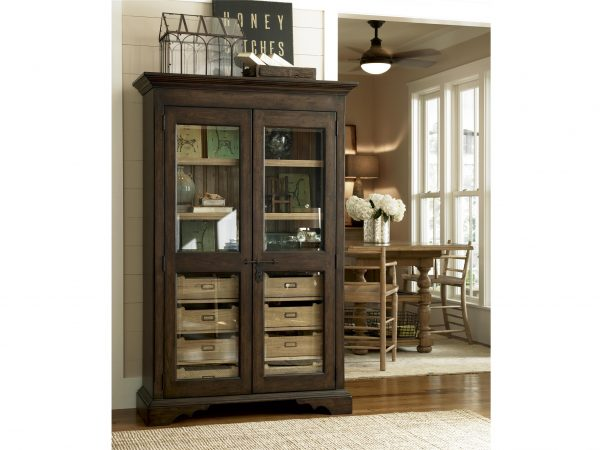 Universal Furniture Down Home Dining Room by Paula Deen Home in Molasses Finish-7632