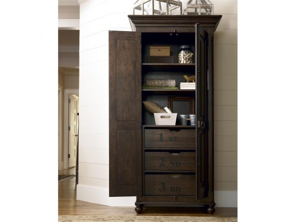 Universal Furniture Down Home Dining Room by Paula Deen Home in Molasses Finish-7627