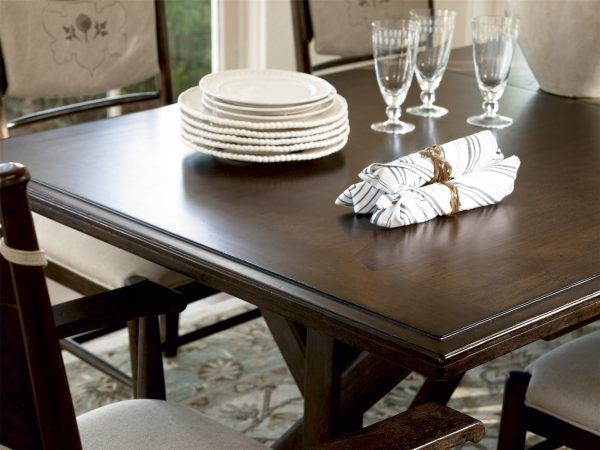 Universal Furniture Down Home Dining Room by Paula Deen Home in Molasses Finish-7625