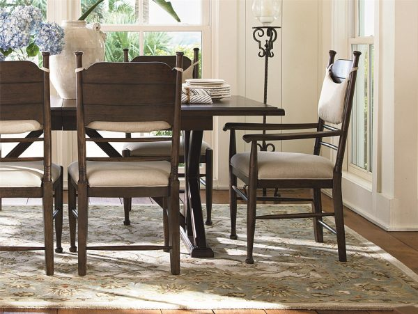 Universal Furniture Down Home Dining Room by Paula Deen Home in Molasses Finish-7633