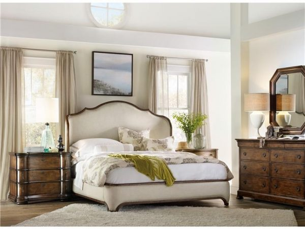 Hooker Furniture Archivist Bedroom Collection-0
