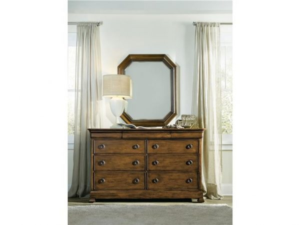 Hooker Furniture Archivist Bedroom Collection-8653
