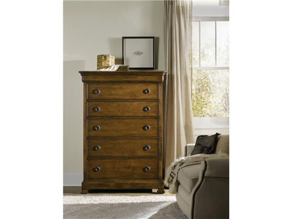 Hooker Furniture Archivist Bedroom Collection-8643
