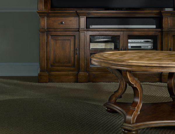 Hooker Furniture Archivist Two Piece Entertainment Group-9851