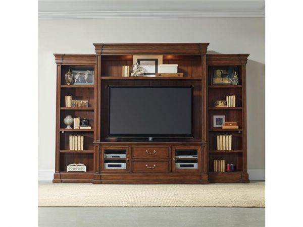 Hooker Furniture Clermont Entertainment Wall Group-9747